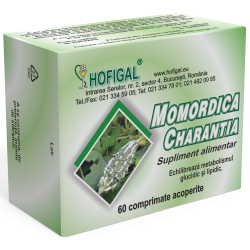 Momordica Charantia  60cpr