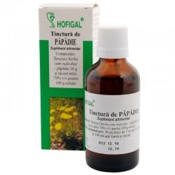 Tinctura de papadie - 50 ml
