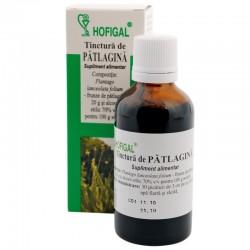 Tinctura de patlagina  - 50 ml