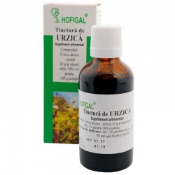 Tinctura de urzica - 50 ml