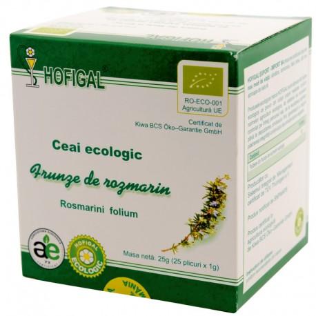 Ceai Ecologic - FRUNZE DE ROZMARIN