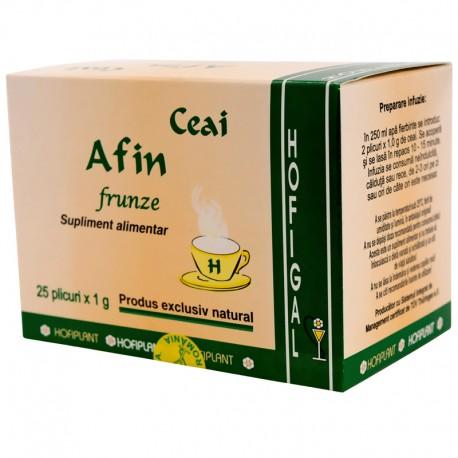 Ceai de Afin frunze