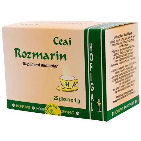 Ceai de Rozmarin
