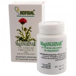 Mag-Anghinar - flacon  60 comprimate