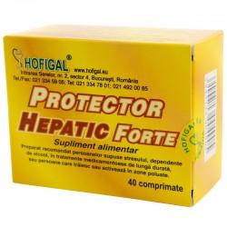 Protector hepatic forte 40 compr.