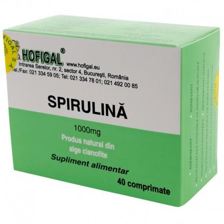 Spirulina (compr. x 1000 mg)