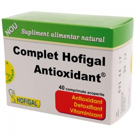 Complet Antioxidant 40 compr.